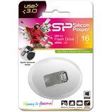 16 GB Silicon Power Jewel J50 grau USB 3.0