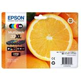 Epson Tinte Multipack 33XL C13T33574010 schwarz, cyan, magenta, gelb
