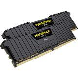 16GB Corsair Vengeance LPX schwarz DDR4-3000 DIMM CL15 Dual Kit
