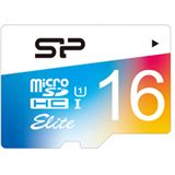 16 GB Silicon Power Elite SD Class 10 U1 Retail inkl. Adapter auf SD