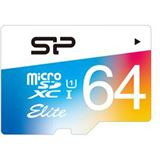 64 GB Silicon Power Elite SD Class 10 U1 Retail inkl. Adapter auf SD