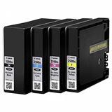 Canon Tinte PGI-2500XL schwarz/cyan/magenta/gelb