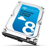 "8000GB Seagate Enterprise Capacity 3.5 HDD 512e SED ST8000NM0085 256MB 3.5"" (8.9cm) SAS 12Gb/s"