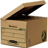 Fellowes BANKERS BOX EARTH Archiv-Klappdeckelbox Kubus