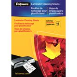 Fellowes Reinigungs- und Schutzkarton für Laminatoren,DIN A4