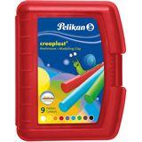 Pelikan Kinderknete Creaplast 198/9, rot