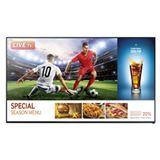 "55"" (139,70cm) Samsung Smart Signage RH55E schwarz 1920x1080 1xComposite / 3xHDMI / 1xVGA"