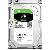 "2000GB Seagate BarraCuda ST2000DM006 64MB 3.5"" (8.9cm) SATA 6Gb/s"
