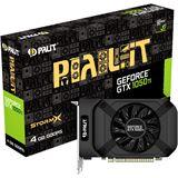 4GB Palit GeForce GTX 1050 Ti StormX Aktiv PCIe 3.0 x16 (Retail)