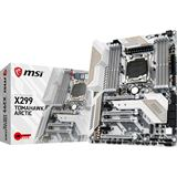 MSI X299 TOMAHAWK ARCTIC Intel X299 So.2066 Quad Channel DDR4 ATX Retail