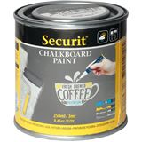 Securit Tafellack PAINT, 250 ml, grau