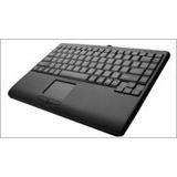 Perixx PERIBOARD-502 U DE, USB, mit Touchpad