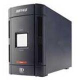 1000GB Buffalo DriveStation Duo USB 2.0, FireWire schwarz