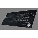 Perixx PERIBOARD-303-UP DE B, USB&PS/2, sc