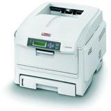 OKI C5750n Laser Farb Drucker 1200x600dpi LAN/USB2.0