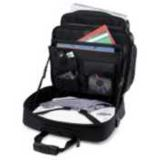 Dicota Notebook-Tasche Mobile Commuter schwarz