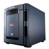 1000GB BUFFALO DriveStation Quattro TurbooUSB 2.0 schwarz