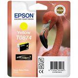 Epson Tinte C13T08744010 gelb
