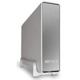 "500GB Buffalo DriveStation Combo 4 3.5"" (8.89cm) Silber USB 2.0/eSATA/FireWire"