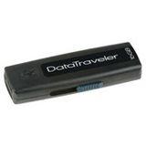 16GB Kingston DataTraveler 100 Schwarz USB 2.0 Stick