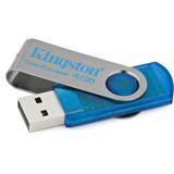 4GB Kingston DataTraveler 101 Cyan USB 2.0 Stick