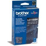 Brother Tinte LC1100BK schwarz