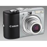 Canon PowerShot A 1000IS 2,5-Zoll-TFT 4fach optischer Zoom Grau