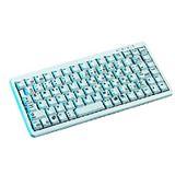 CHERRY G84-4100LCADE-0 Slim Line Tastatur Hellgrau Deutsch USB