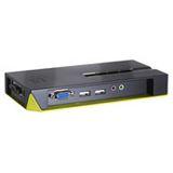 KVM 04 Port/USB LevelOne KVM-0421 Audio