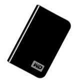 500GB WD My Passport Essential USB 2.0 schwarz
