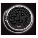 Ultron G1-Claw Gamer Tastatur Schwarz/Silber Deutsch USB