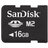 16 GB SanDisk M2 Memory Stick Micro Retail