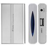 """Fantec Integral S 2.5"""" (6,35cm) USB 2.0 silber"""