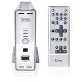 Fantec MM-UH35US Mediaplayer 3.5 Sata Silber