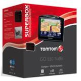 TomTom GO 930 TRAFFIC SUPERBOX