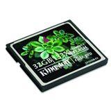 32 GB Kingston Elite Pro Compact Flash TypI 133x Bulk