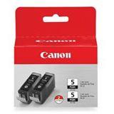 Canon Tinte PGI-5BK Multipack 0628B025AA schwarz