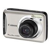 Canon Powershot A495 Digitalkamera Silber