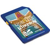 32GB Kingston SDHC CLASS 6