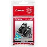 Canon Tinte PGI-525PGBK Doppelpack 4529B006 schwarz