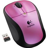 Logitech M305 Wireless Mouse Dusty Rose