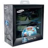 Samsung SSG-P2100X, 3D-Set, 2x Brille, 1x Film, 3D Set Brille + 3D-Blu-ray-Film