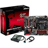 ASRock Fatal1ty 990FX Professional AMD 990FX So.AM3+ Dual Channel DDR3 ATX Retail