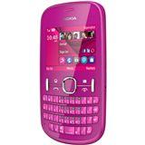 Nokia Asha 201 64 MB pink
