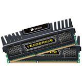 16GB Corsair Vengeance schwarz DDR3-1866 DIMM CL9 Dual Kit