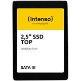 """128GB Intenso Top III 2.5"""" (6.4cm) SATA 6Gb/s MLC (3812430)"""