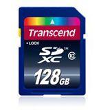 128 GB Transcend Ultimate SDXC Class 10 Bulk