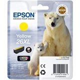Epson Tinte C13T26344010 gelb