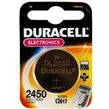 Duracell Electronics CR2450 Professional Electronics Lithium 3.0 V 1er Pack