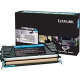 Lexmark PB Toner cyan C748